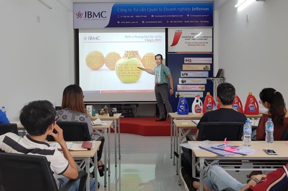Marketing để Nâng cao Doanh số & Phát triển Thương hiệu - Khóa 7- 27/08/17