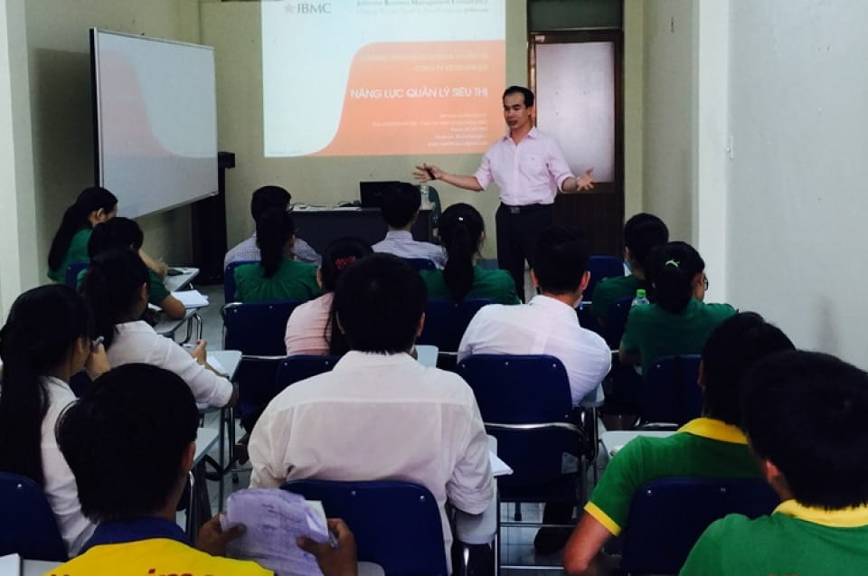 Corporate Training - Viettronimex