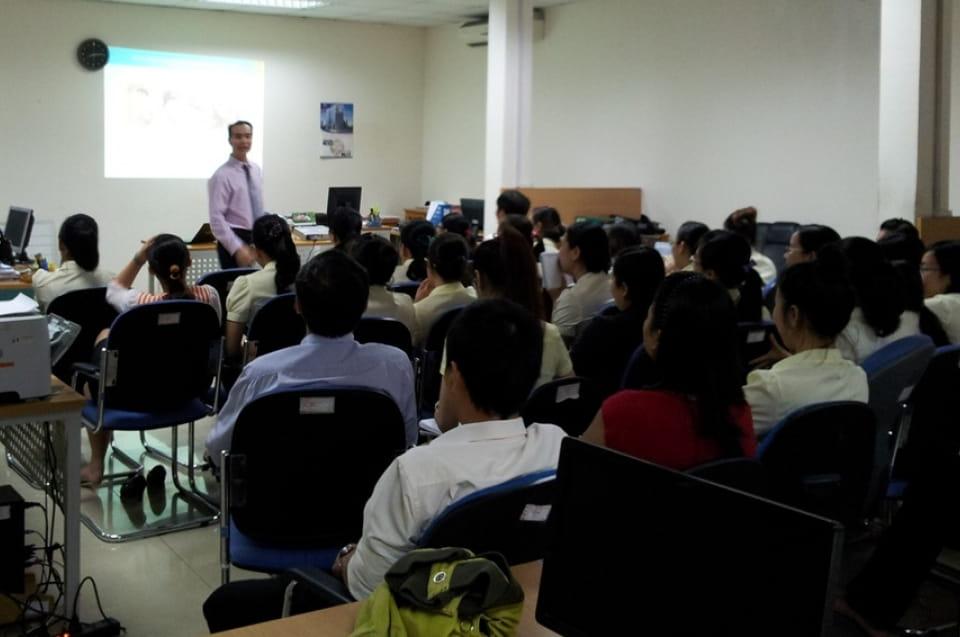 Corporate Training - Ngân hàng SHB