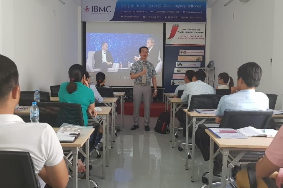Phát triển Năng lực Thuyết trình Chuyên nghiệp - 10/09/2017