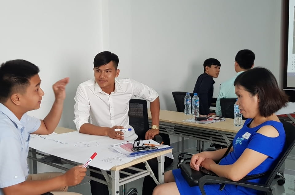 Làm Chủ Doanh nghiệp Vừa & Nhỏ Thành công - 08/10/2017