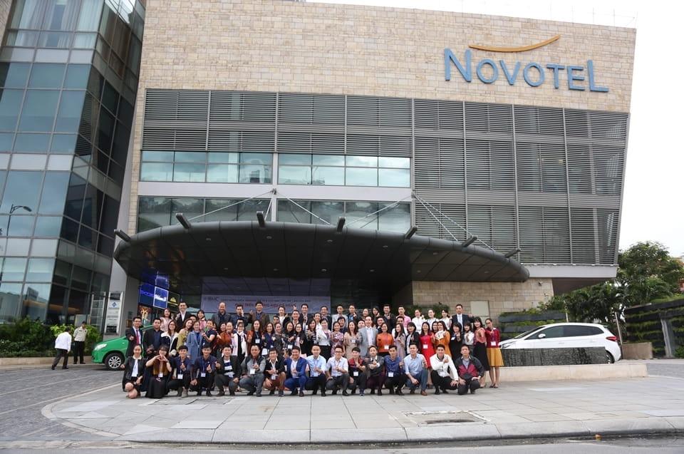 Những Khoảnh khắc Dễ thương - Phát triển Thương hiệu Cá nhân - NOVOTEL 26-11-17