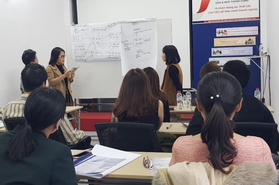 Làm Chủ Doanh nghiệp vừa và nhỏ Thành công - Khóa 5 - 14/01/2018