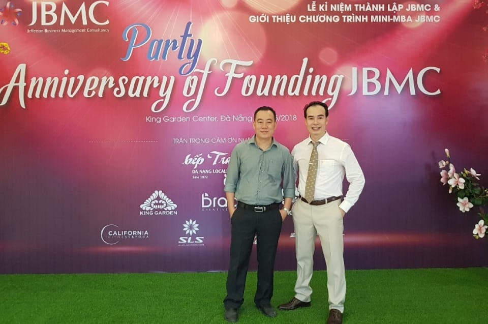 Party Anniversary of Founding JBMC 25/05/1018