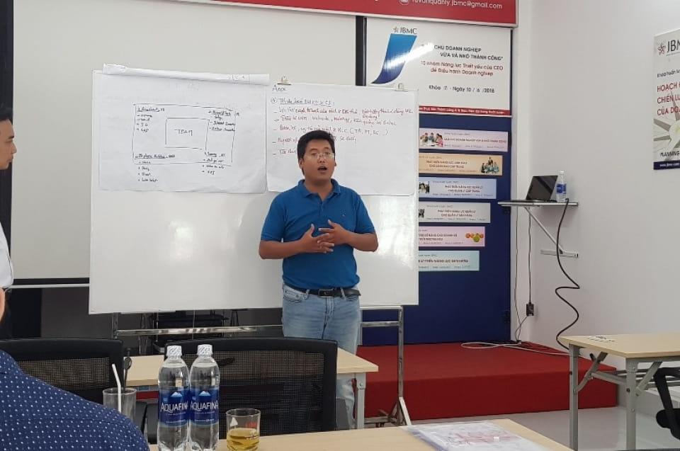 Làm Chủ doanh nghiệp vừa và nhỏ Thành công - Khóa 7 10/06/2018