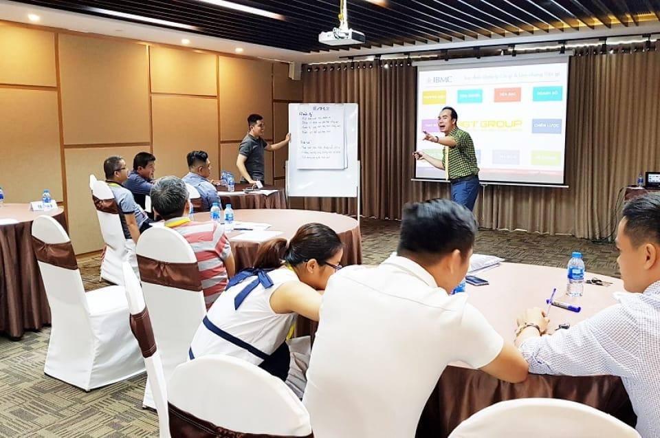 Chương trình Mini-MBA JBMC-năm 2018