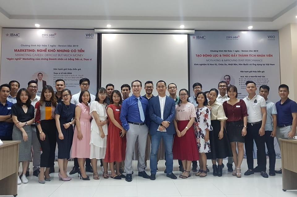 Nghề Marketing-Khóa 1-Mini-MBA JBMC-2019.10.26
