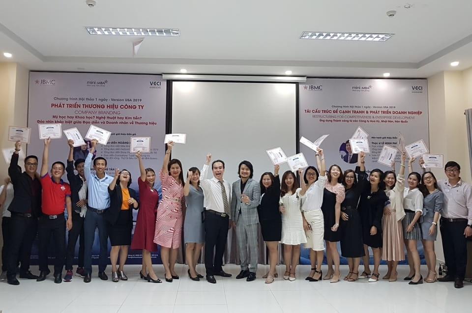Thương hiệu Công ty - Khóa 2 - Mini-MBA JBMC-2019.11.02