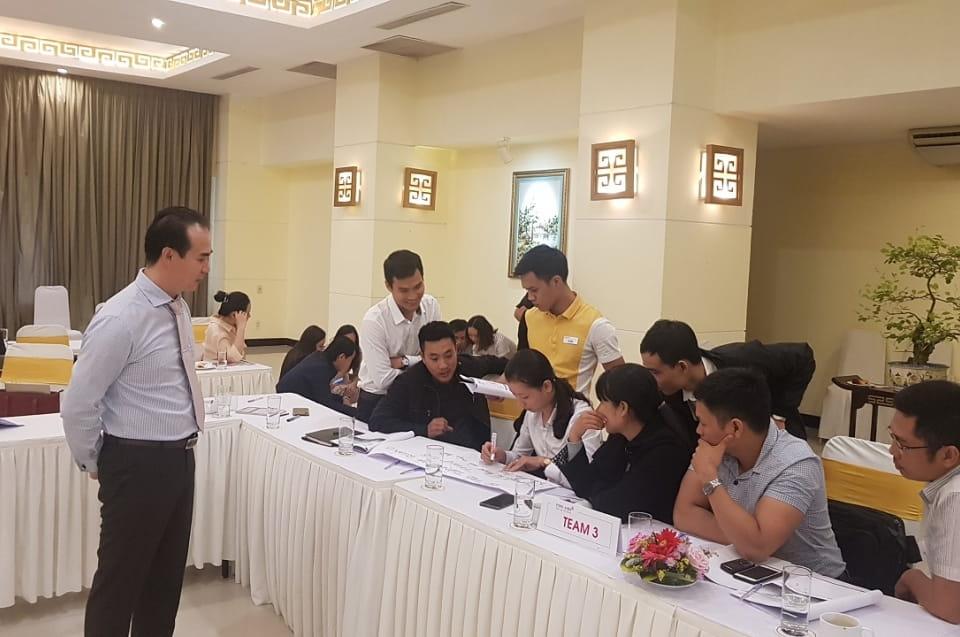Làm chủ Doanh nghiệp - Khóa 8 - Huế - Mini-MBA JBMC-2019.11.03